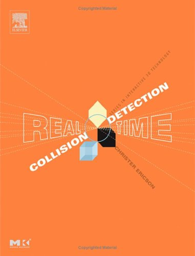 Real-Time Collision Detection   2005 edition cover