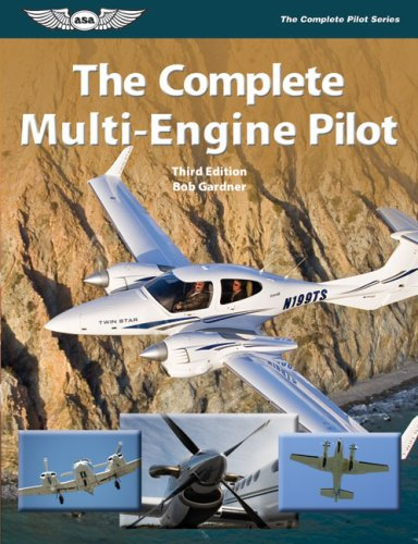 Complete Multi-Engine Pilot  3rd edition cover
