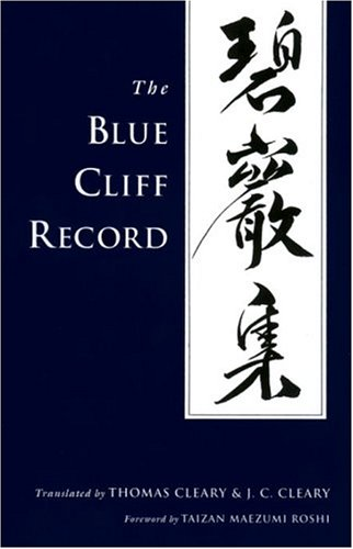 Blue Cliff Record   2005 edition cover