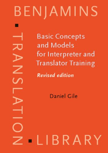 Basic Concepts and Models for Interpreter and Translator Training  2nd 2009 (Revised) edition cover