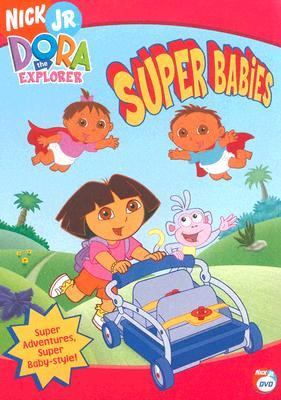 Dora the Explorer - Super Babies System.Collections.Generic.List`1[System.String] artwork