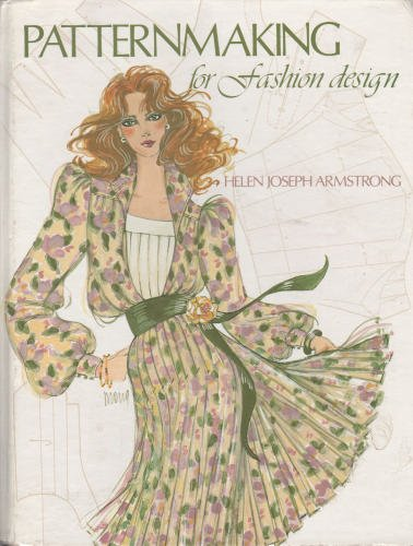 Patternmaking Fashion Design   1997 edition cover