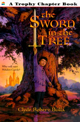 Sword in the Tree   2000 9780064421324 Front Cover