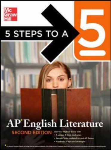 AP English Literature  2nd 2007 (Revised) 9780071476324 Front Cover