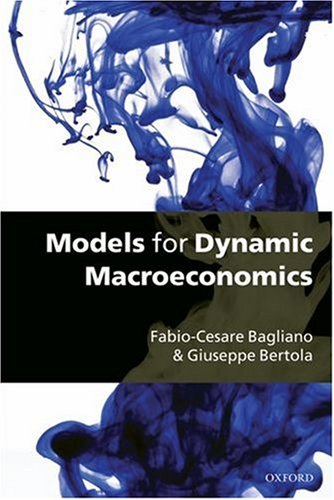 Models for Dynamic Macroeconomics   2007 edition cover