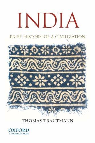 India Brief History of a Civilization  2010 edition cover