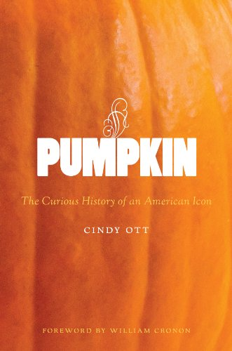 Pumpkin The Curious History of an American Icon N/A 9780295993324 Front Cover