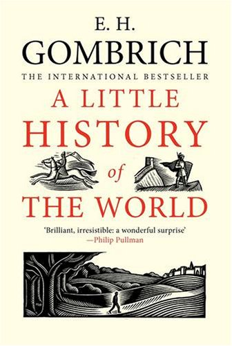Little History of the World   2008 edition cover
