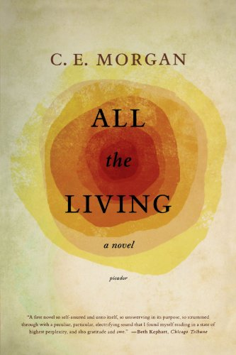 All the Living  N/A edition cover