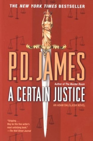 Certain Justice   1997 edition cover