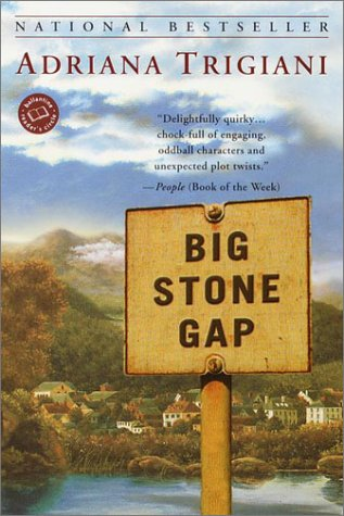 Big Stone Gap   2000 (Reprint) edition cover