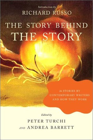 Story Behind the Story 26 Stories by Contemporary Writers and How They Work  2004 edition cover