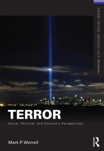 Terror Social, Political, and Economic Perspectives  2013 edition cover