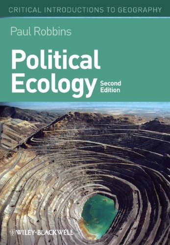 Political Ecology  2nd 2012 edition cover