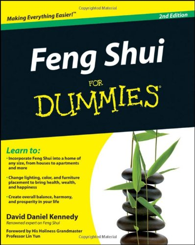 Feng Shui for Dummies  2nd 2011 9780470769324 Front Cover
