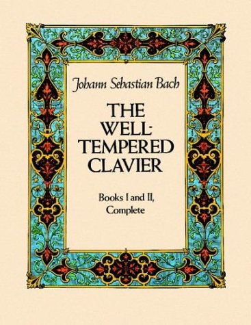 Well-Tempered Clavier  N/A edition cover