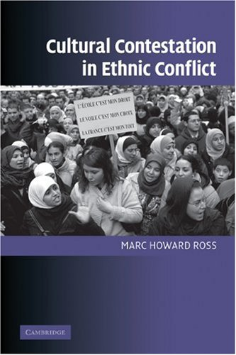 Cultural Contestation in Ethnic Conflict   2007 edition cover
