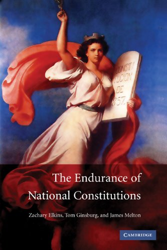 Endurance of National Constitutions   2009 9780521731324 Front Cover