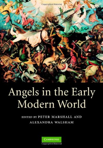 Angels in the Early Modern World   2006 9780521843324 Front Cover