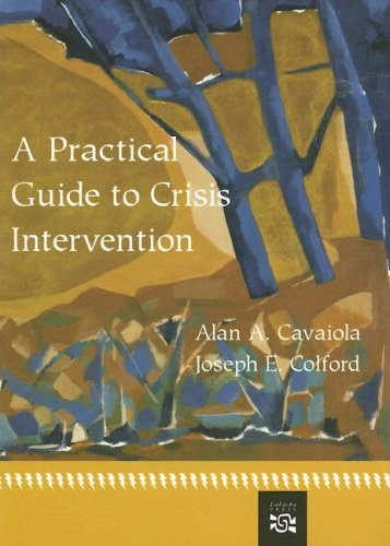 Practical Guide to Crisis Intervention   2006 edition cover