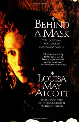 Behind a Mask  Reprint edition cover