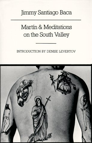 Martin and Meditations on the South Valley   1987 9780811210324 Front Cover
