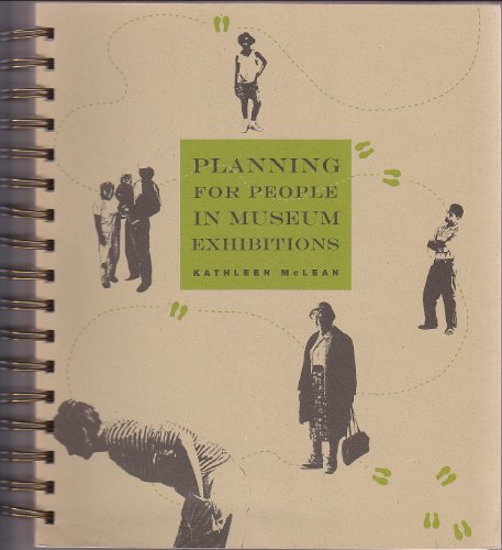 Planning for People in Museum Exhibitions 1st edition cover