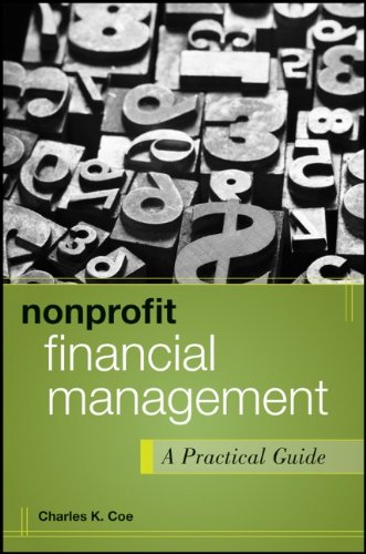 Nonprofit Financial Management A Practical Guide  2011 9781118011324 Front Cover