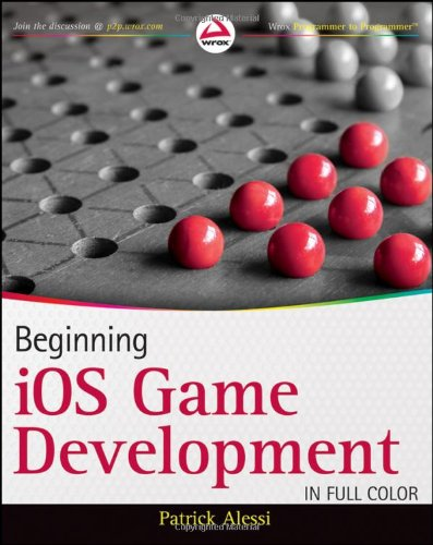 iOS Game Development   2012 edition cover
