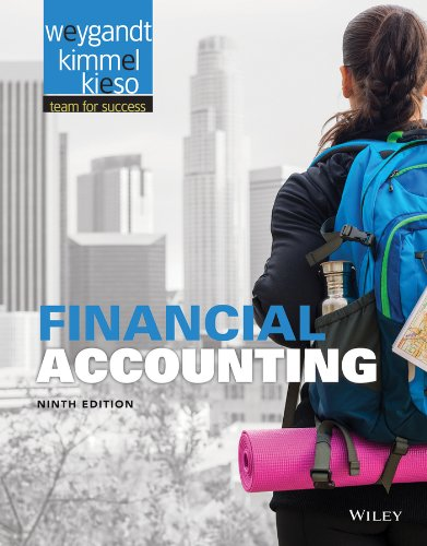 Financial Accounting  9th 2014 9781118334324 Front Cover