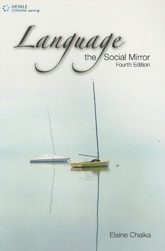 Language The Social Mirror 4th 2008 edition cover