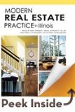 Modern Real Estate Practice in Illinois:   2014 edition cover