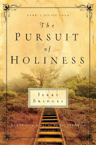 Pursuit of Holiness  N/A 9781576839324 Front Cover