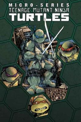 Teenage Mutant Ninja Turtles   2012 edition cover