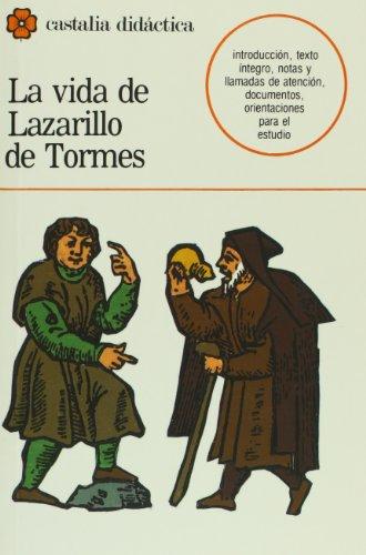 Vida de Lazarillo de Tormes  1989 (Annotated) edition cover