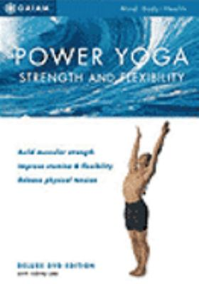 Power Yoga Strength System.Collections.Generic.List`1[System.String] artwork