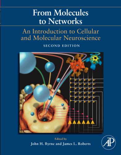 From Molecules to Networks An Introduction to Cellular and Molecular Neuroscience 2nd 2009 edition cover