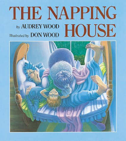 Napping House   1984 9780152026325 Front Cover