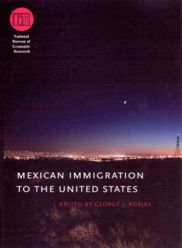 Mexican Immigration to the United States   2007 9780226066325 Front Cover