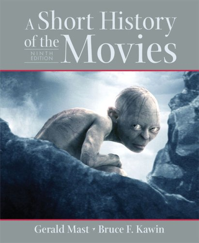 Short History of the Movies  9th 2006 edition cover