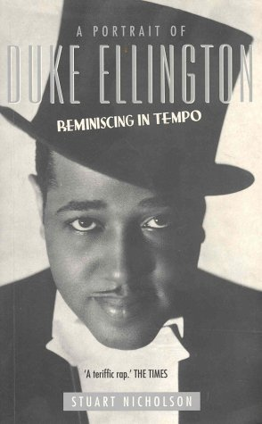 A PORTRAIT OF DUKE ELLINGTON: REMINISCING IN TEMPO. N/A edition cover