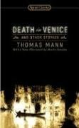 Death in Venice and Other Stories   2006 edition cover