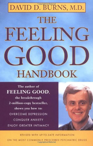 Feeling Good Handbook  2nd 1999 (Revised) 9780452281325 Front Cover