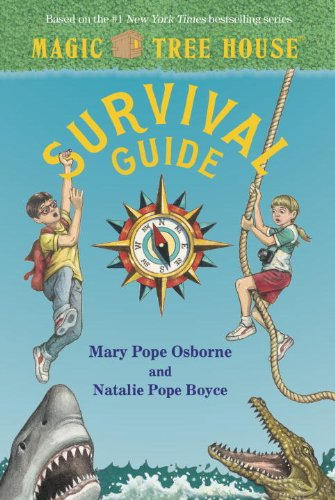 Magic Tree House Survival Guide   2014 9780553498325 Front Cover