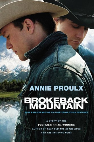 Brokeback Mountain Story to Screenplay  2005 edition cover