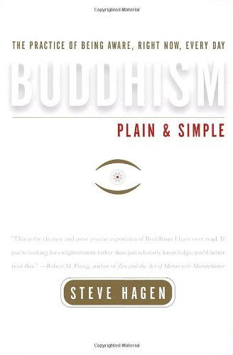 Buddhism Plain and Simple   1997 (Reprint) edition cover