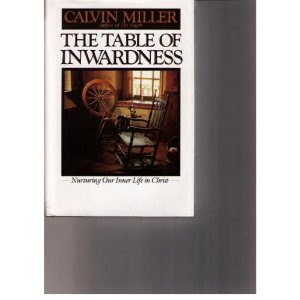 Table of Inwardness N/A edition cover