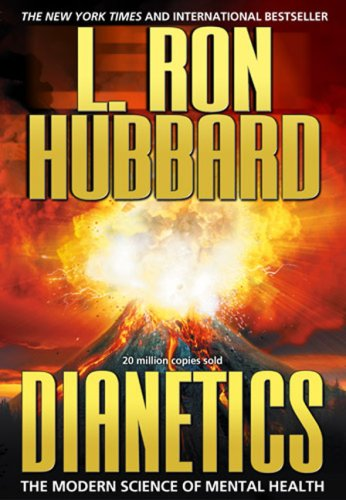 Dianetics The Modern Science of Mental Health  2002 9780884046325 Front Cover