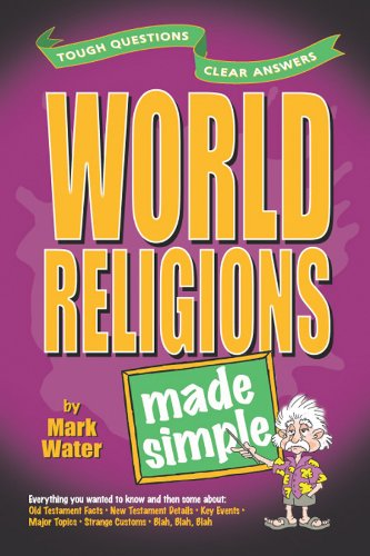 World Religions Made Simple  N/A 9780899574325 Front Cover