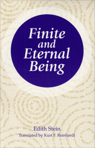 Finite and Eternal Being An Attempt at an Ascent to the Meaning of Being  2002 edition cover